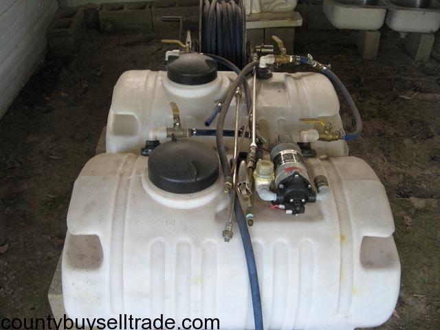 sidewinder pump unit