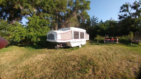 1997 Palomino Popup Camper forsale