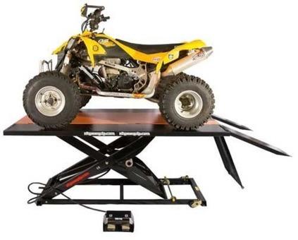 1800 LB CAPACITY ATV LIFT TABLE