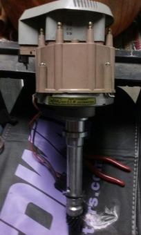 ACCEL DISTRIBUTOR CAP