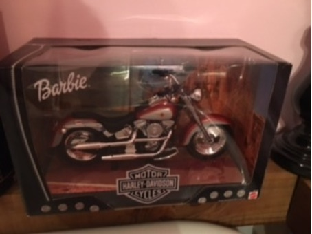 Harley Davidson Barbie Collection